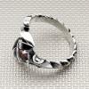 Wholesale Silver Men Ring for Biker Snake