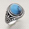 Authentic Motif Wholesale Silver Men's Ring
