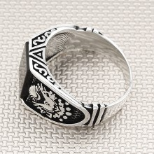 Ottoman Coat of Arms Wholesale Men's Ring