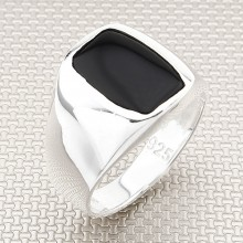 Sae Classic Wholesale Silver Men Ring