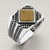 Modern Design Wholesale Silver Men Ring