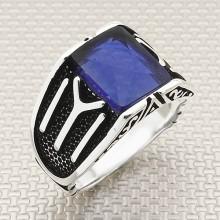 IYI Kayı Resurrection Wholesale Silver Men Ring