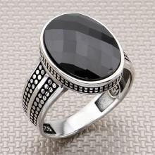 Thin Design Wholesale Silver Men Ring