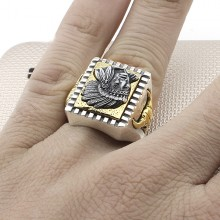 Native American Apache Wholesale Silver Men Ring