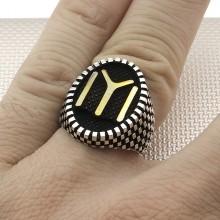 IYI Kayi Wholesale Silver Men Ring